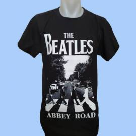 Tricou THE BEATLES - Abbey Road