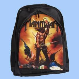 Rucsac MANOWAR - Kings of Metal