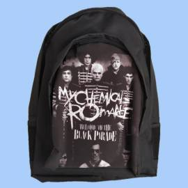 Rucsac MY CHEMICAL ROMANCE - Welcome to the Black Parade