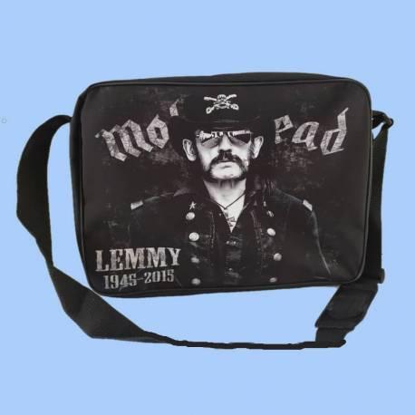Geanta MOTORHEAD - Lemmy 1945 - 2015