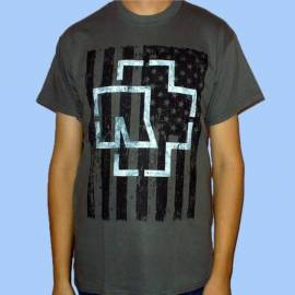 Tricou RAMMSTEIN - We're Are Living In Amerika