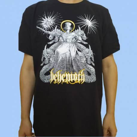 Tricou BEHEMOTH - Evangelion