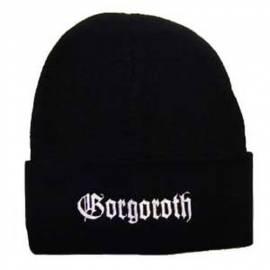 Caciula GORGOROTH - Logo alb