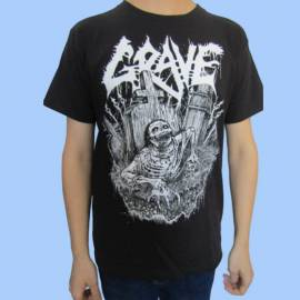 Tricou GRAVE - Zombie Rising
