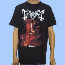 Tricou MAYHEM - Daemon Album