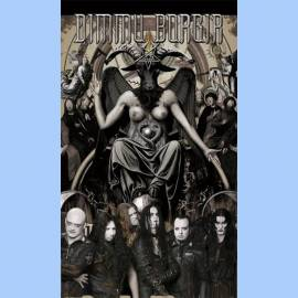 Steag DIMMU BORGIR - In Sorte Diaboli