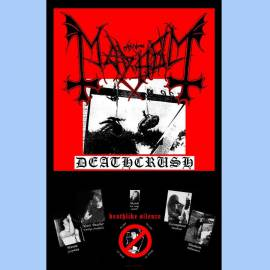 Steag MAYHEM - Deathcrush