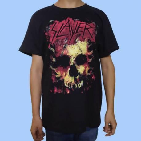 Tricou SLAYER - Blood Skull