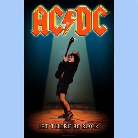 Steag AC/DC - Let There Be Rock