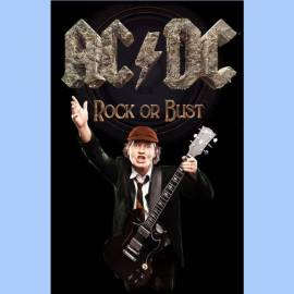 Steag AC/DC - Rock or Bust - Angus
