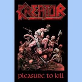 Steag KREATOR - Pleasure to Kill