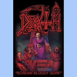 Steag DEATH - Scream Bloody Gore