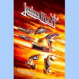 Steag JUDAS PRIEST - Firepower