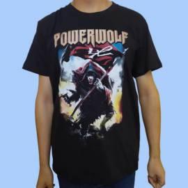 Tricou POWERWOLF - Highlander