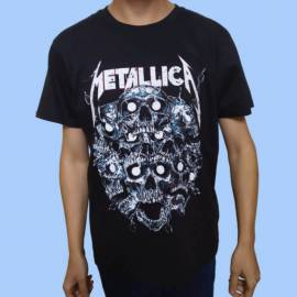 Tricou METALLICA - Skulls