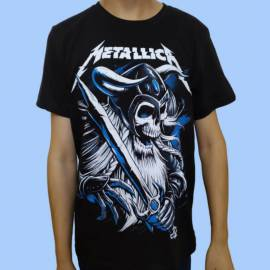 Tricou METALLICA - Blue Sword