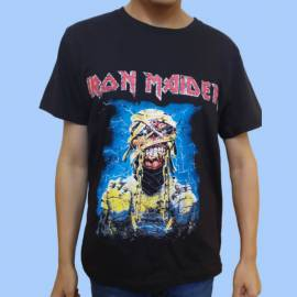 Tricou IRON MAIDEN - Powerslave Mummy