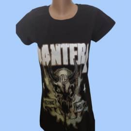 Tricou fete PANTERA - Fucking Hostile