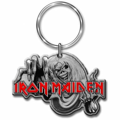 Breloc IRON MAIDEN - The Number Of The Beast