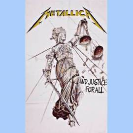 Steag METALLICA - ... And Justice For All