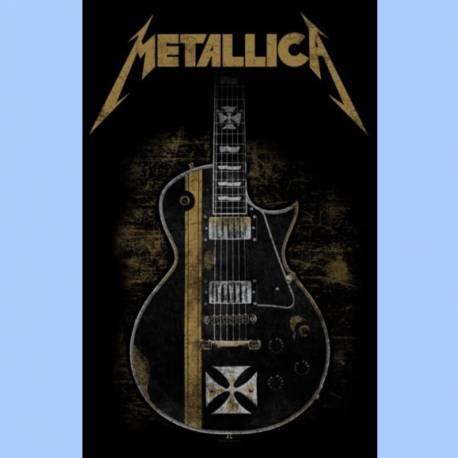 Steag METALLICA - Hetfield Guitar