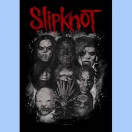 Steag SLIPKNOT - Masks