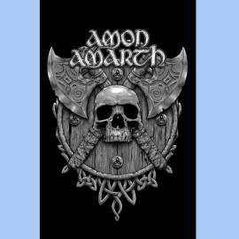 Steag AMON AMARTH - Skull And Axes