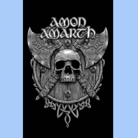 Steag AMON AMARTH - Skull And Axes