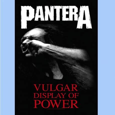 Steag PANTERA - Vulgar Display Of Power