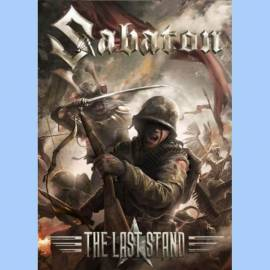 Steag SABATON - The Last Stand