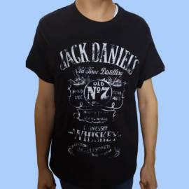 Tricou JACK DANIEL'S - JACK DANIELS Vintage Label