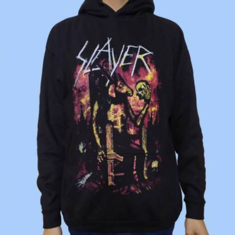 Hanorac SLAYER - Devil on Throne