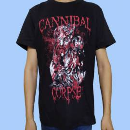 Tricou CANNIBAL CORPSE - Bloody Skull