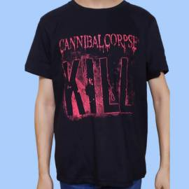 Tricou CANNIBAL CORPSE - Kill