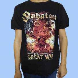 Tricou SABATON - The Great War