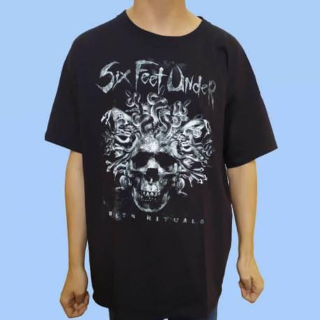 Tricou SIX FEET UNDER - Death Rituals
