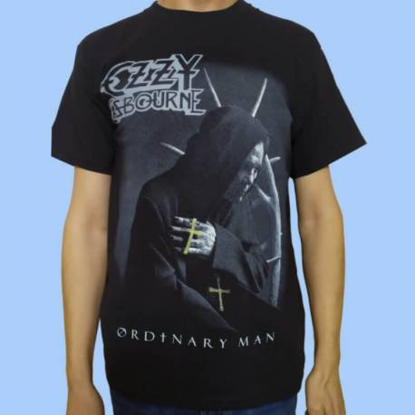 Tricou OZZY OSBOURNE - Ordinary Man