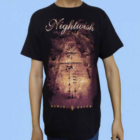 Tricou NIGHTWISH - Human Nature