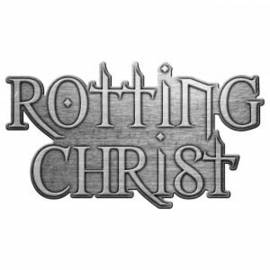 Insigna ROTTING CHRIST - Logo