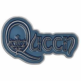 Insigna QUEEN - Crest Logo