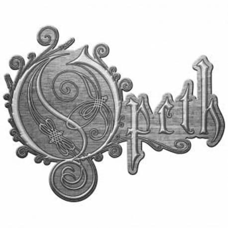 Insigna OPETH - Logo
