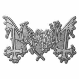 Insigna MAYHEM - Logo