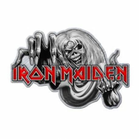 Insigna IRON MAIDEN - Number Of The Beast
