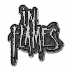 Insigna IN FLAMES – Logo