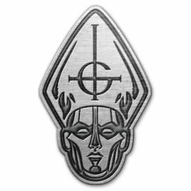 Insigna GHOST - Papa Head