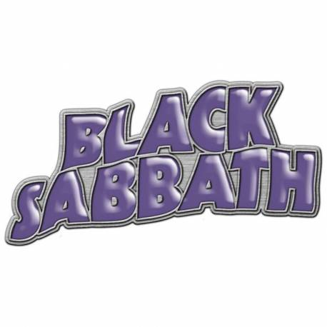 Insigna BLACK SABBATH - Purple Logo