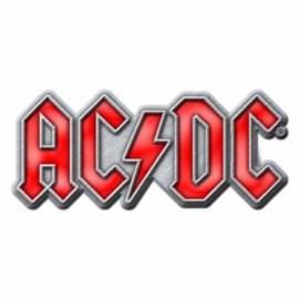 Insigna AC/DC - Red Logo