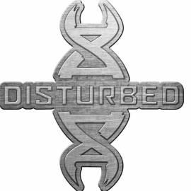 Insigna DISTURBED - REDDNA