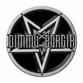 Insigna DIMMU BORGIR - Logo