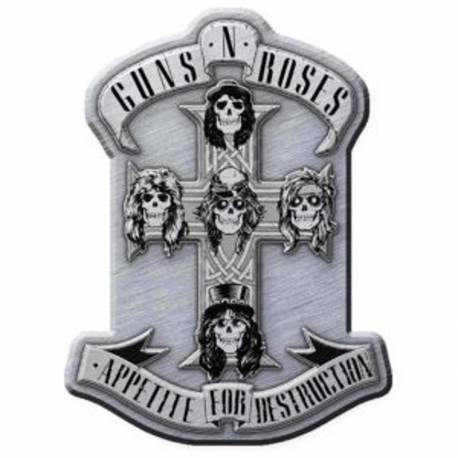 Insigna GUNS N ROSES - Appetite For Destruction